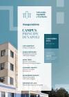 Inaugurazione CAMPUS PRINCIPE DI NAPOLI