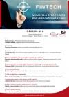 FINTECH: Minaccia o opportunità per i mercati finanziari