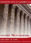 INAUGURAZIONE A.A. 2018/2019 UNIVERSITAS MERCATORUM