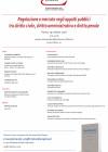 Regolazione e mercato negli appalti pubblici tra diritto civile, diritto amministrativo e diritto penale