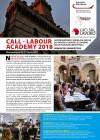 CALL LABOUR ACADEMY 2018 - Luci sul lavoro e Università Mercatorum